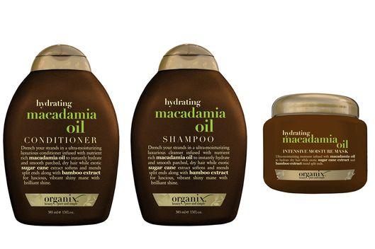 Macadamia nut conditioner