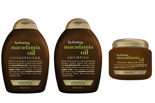 Organix Macadamia Oil Mask Natural Hair