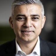 Labour Mayoral Candidate Sadiq Khan Takes To Twitter