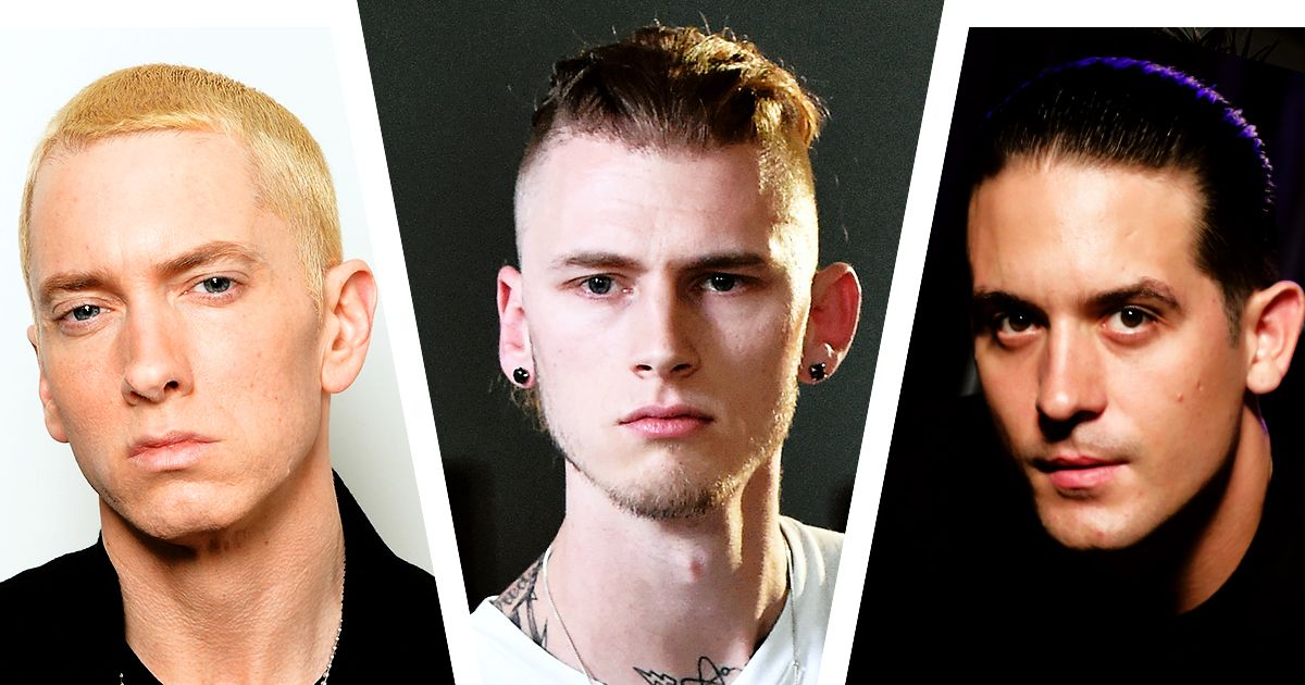 Eminem vs  Machine Gun Kelly vs  G-Eazy, Explained