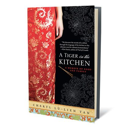 "In journalist Cheryl Lu-Lien Tan's beloved memoir, the author details moving from Singapore to America, and finally, as an adult, deciding to learn how to cook. Tan embraces her heritage by preparing the dishes from her youth. ""In Asian culture, parents rarely tell their children they love them,"" says <a href=""http://www.grubstreet.com/2011/09/suchin-pak-ny-diet.html"">SuChin Pak</a>. ""In fact, I can't ever recall my mother saying those words to me growing up. And yet, I knew and know that I am deeply loved and cherished by my mother because of the way she feeds me. Cheryl writes so beautifully about what it means to grow up in America when your parents are from a different culture, and how food is often the only language that truly connects us."""