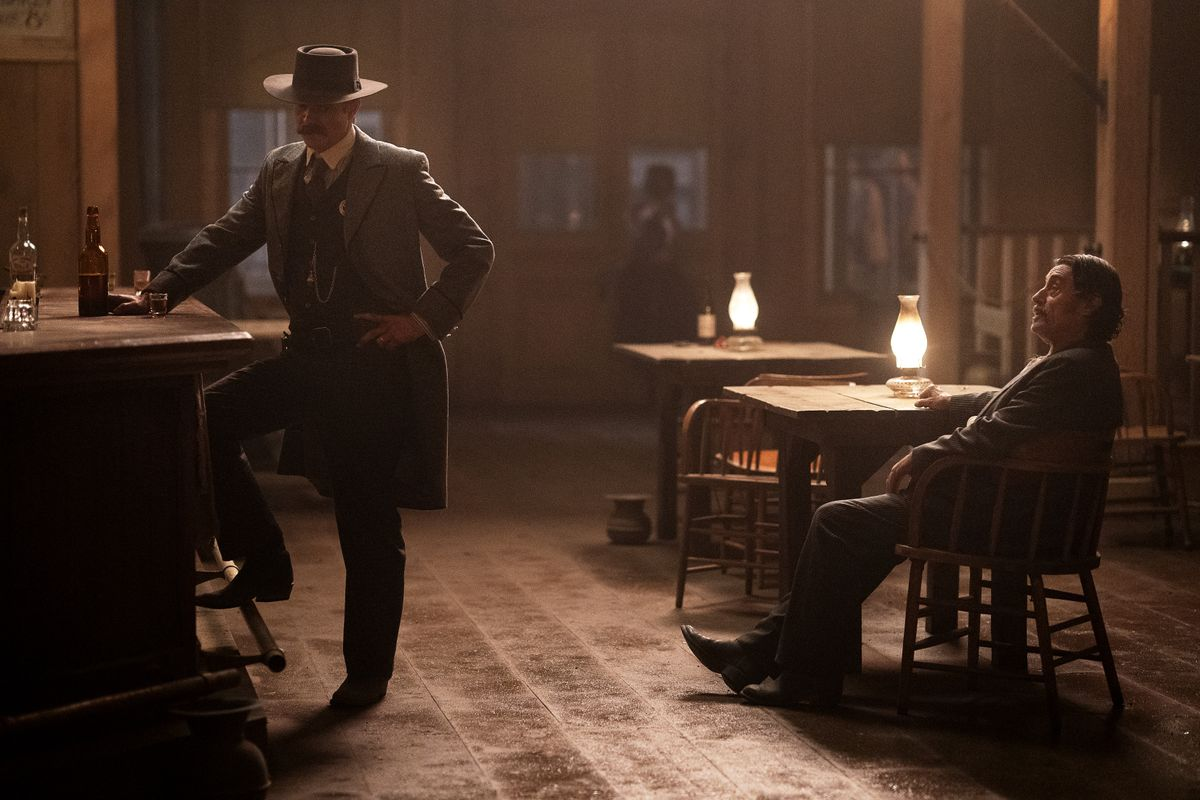 Deadwood The Movie Review David Milch