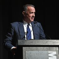 MoMA Film Benefit Presented By CHANEL, A Tribute To Tom Hanks - Inside