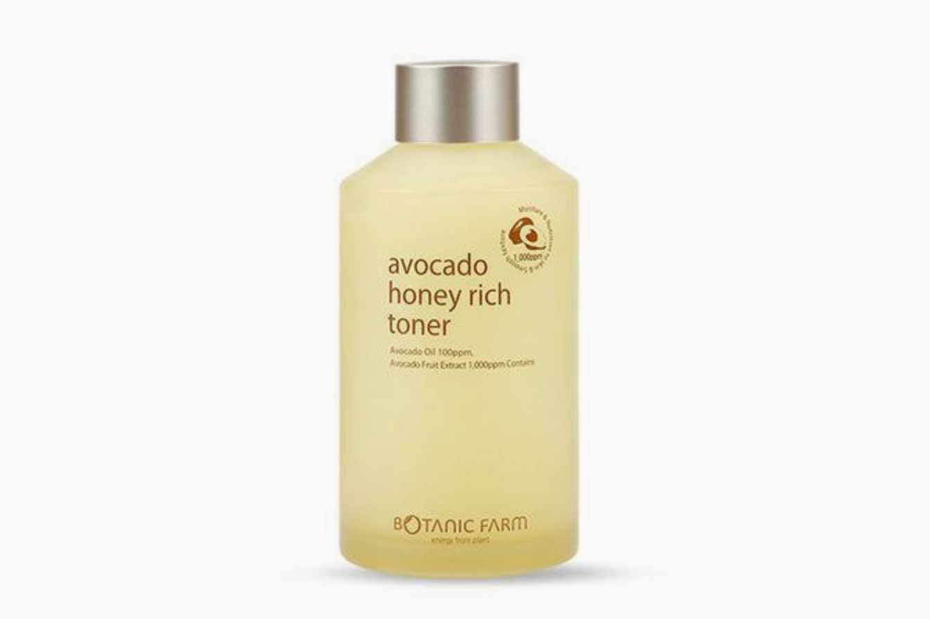 BOTANIC FARM Avocado Honey Rich Toner