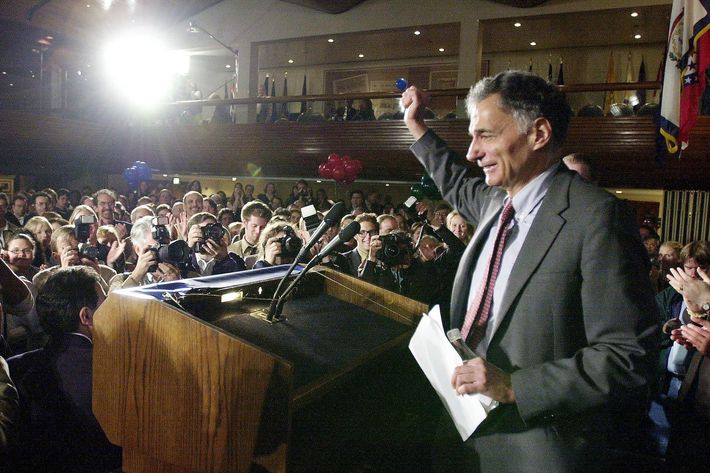 Green Party presidential candidate Ralph Nader add