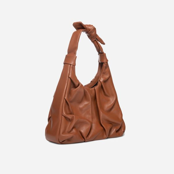Staud Palm Knotted Shoulder Bag