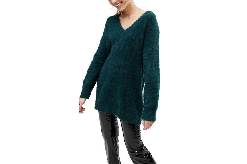 Bershka Oversized Sweater