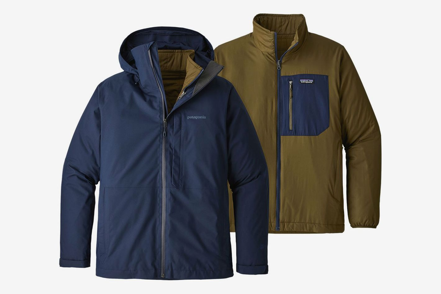 Patagonia Snowshot 3-in-1 Jacket (Men's)