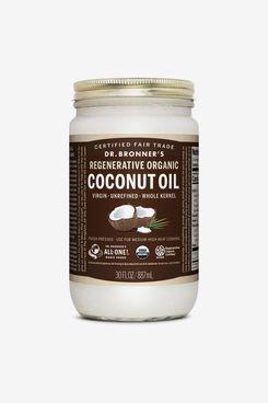 Dr. Bronner's Regenerative Organic Coconut Oil