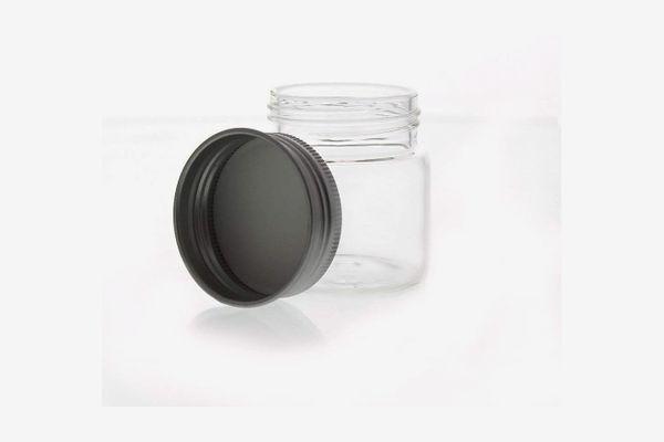 Mini Glass Storage Jar with Lid 5-Pieces Set