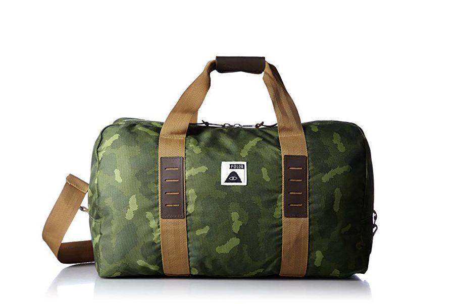 Poler Men's Carry On Duffel Bag