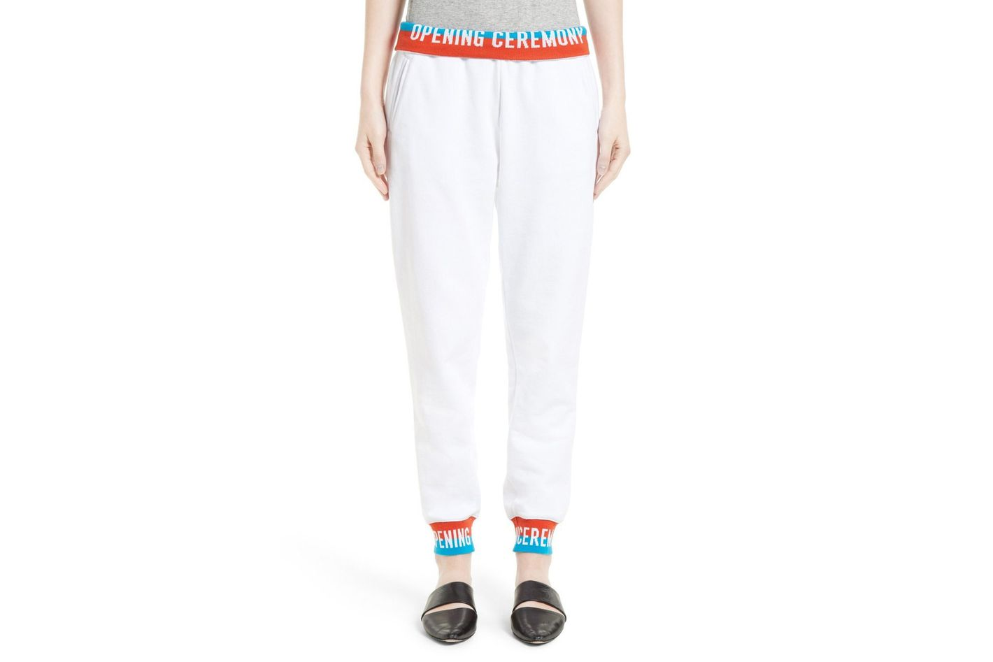 Opening Ceremony Elastic Logo Sweatpants