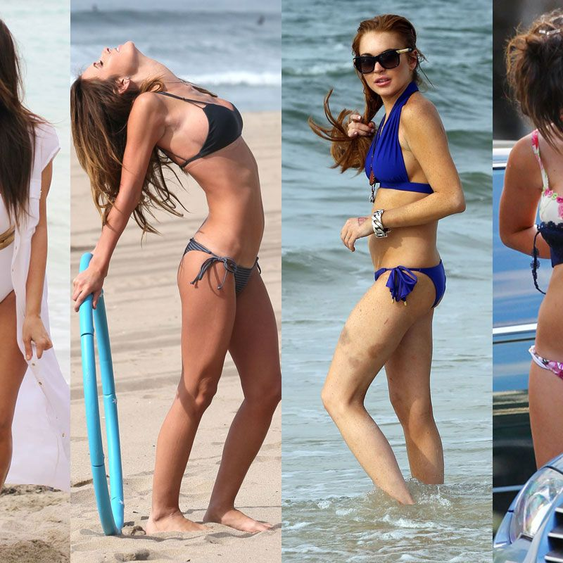 e2d3c765e9 How to Stage a Bikini Photo Op: An Illustrated Guide
