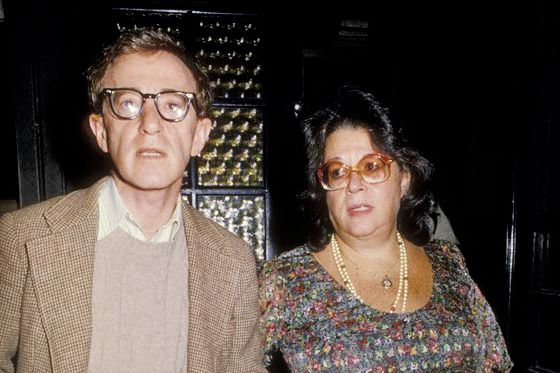 Allen and Elaine Kaufman, in 1985.