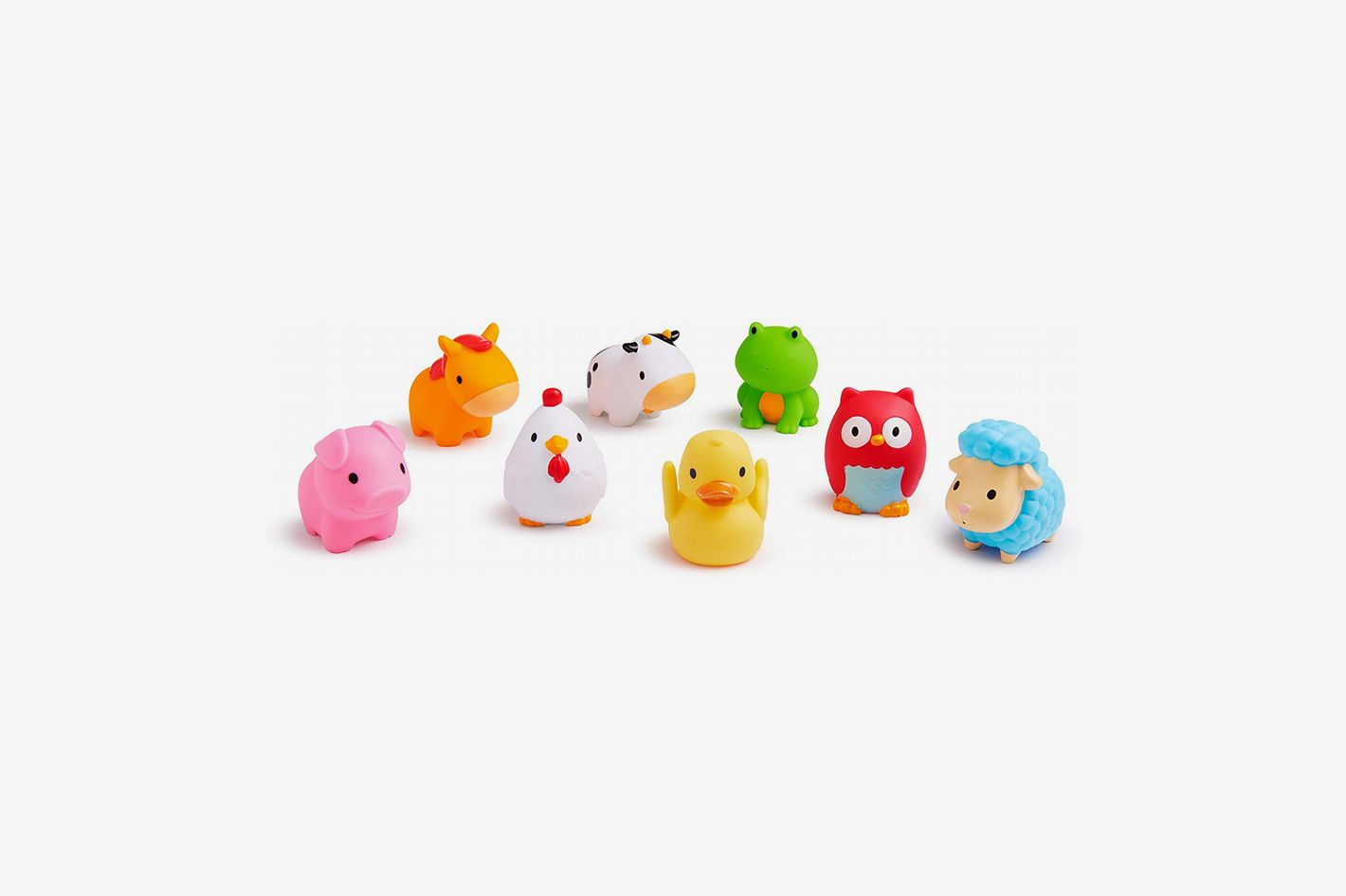 Munchkin Squirtin Bath Toy — Barnyard Friends