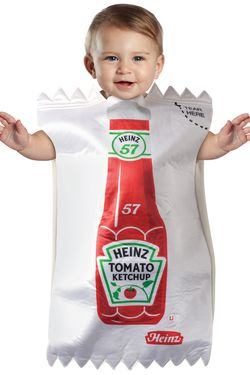 Ketchup-boy says you need to cool it.