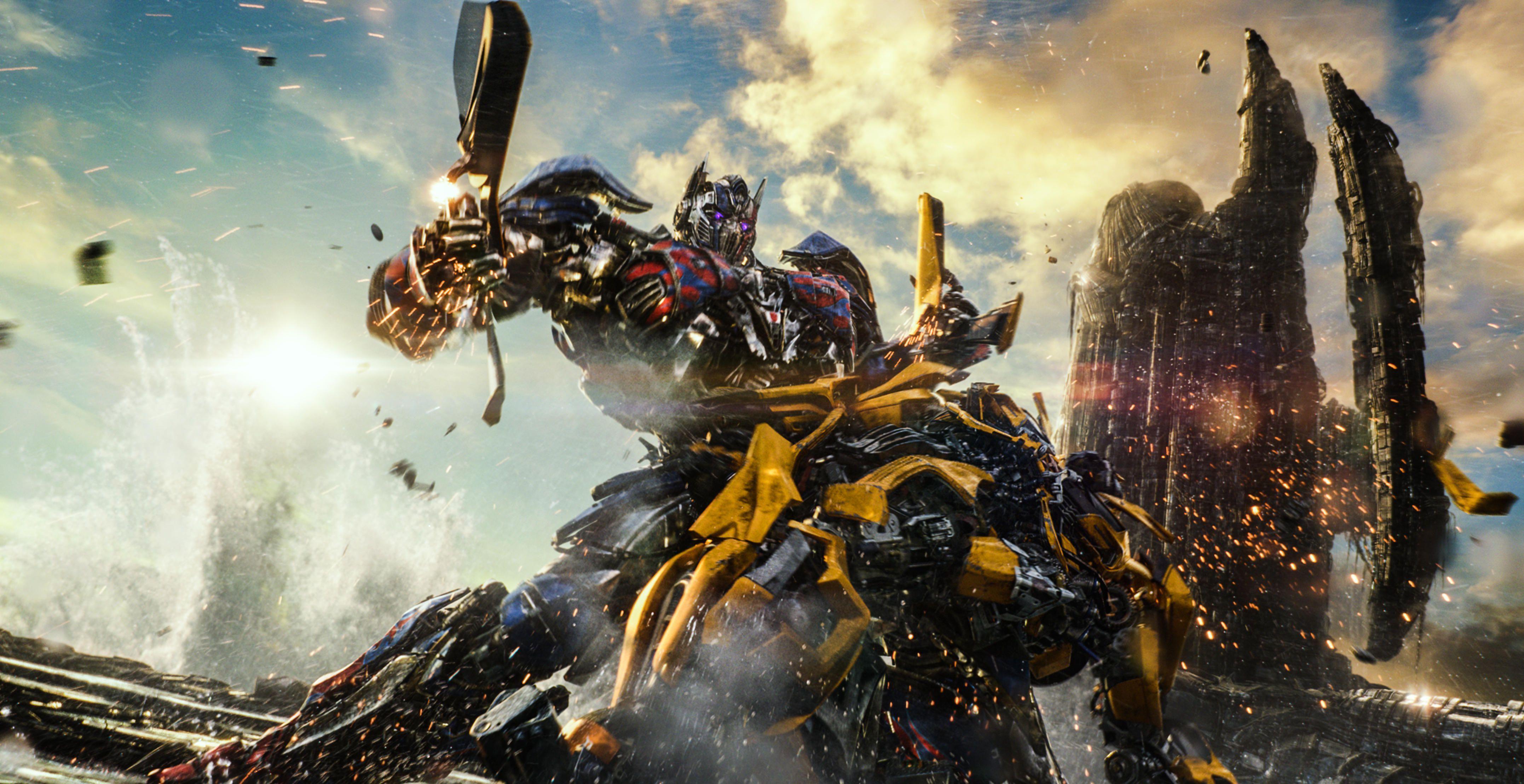 transformers' mythology explained