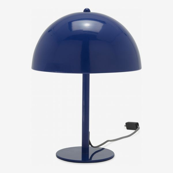 Drew Barrymore Flower Home Grecian Blue Retro Table Light