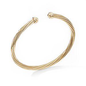 Helena Bracelet in 18K Yellow Gold
