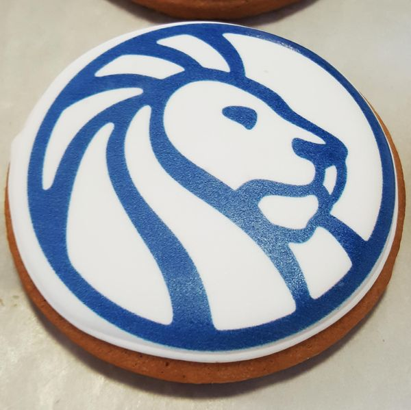 The New York Public Library Lions Are Getting Their Own Cookie