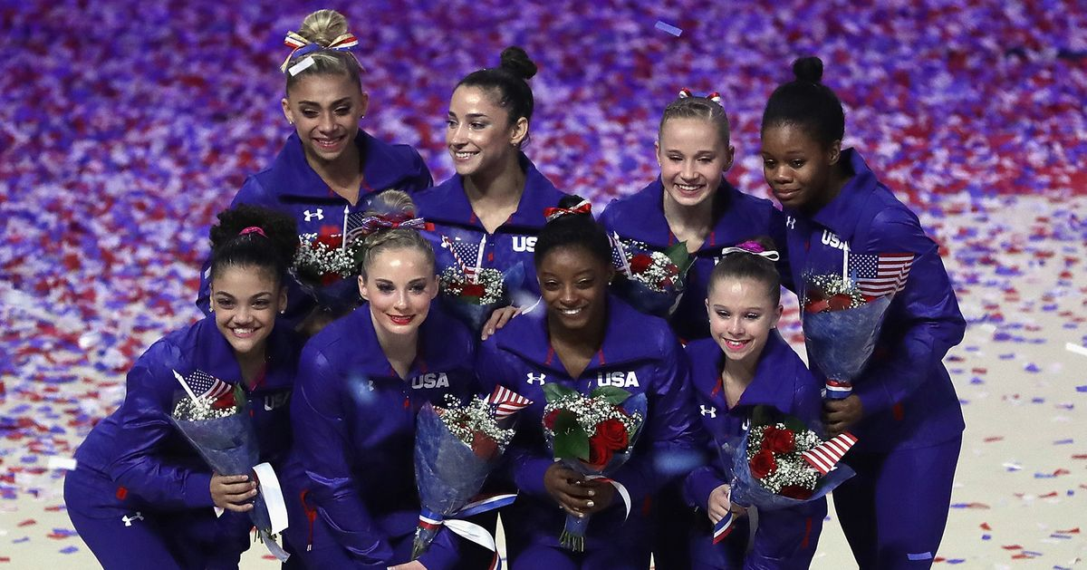 The US Womens Gymnastics Team Was Announced And Its