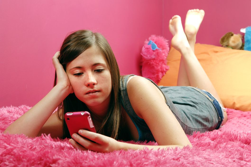 Seems remarkable sexting teens can go much