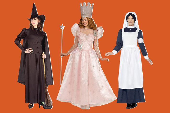 The 13 Least-u0027Sexyu0027 Halloween Costumes for Women That You Can Buy on Amazon  sc 1 st  NYMag & 13 Best Non-Sexy Last-minute Halloween Costumes Women 2017