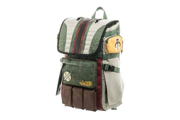Boba Fett Laptop Bag