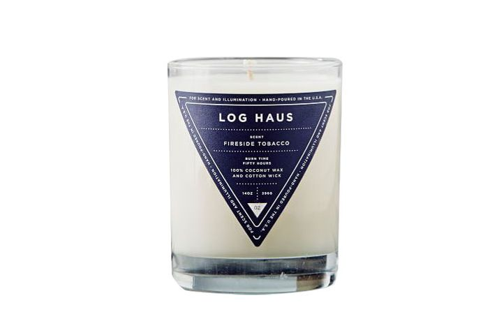 Haus Interiors Log Haus Candle
