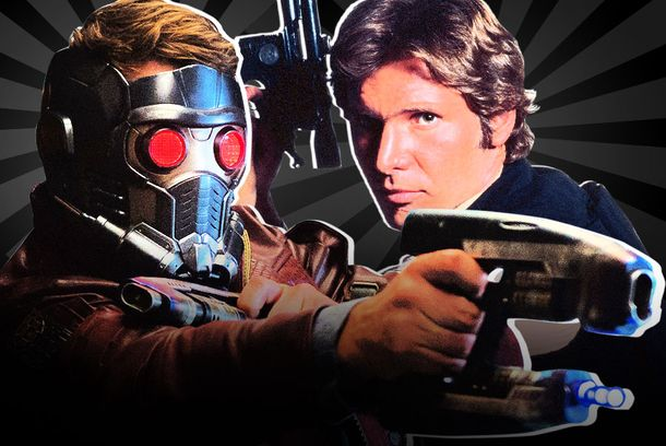 7 Ways Guardians of the Galaxy Reminds Us of the Star Wars Movies