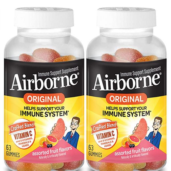 Airborne Vitamin C Gummies (2-Pack)