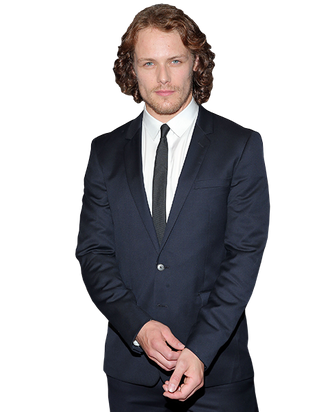 Outlander's Sam Heughan on Kilt Troubles, Inventive Fans, and