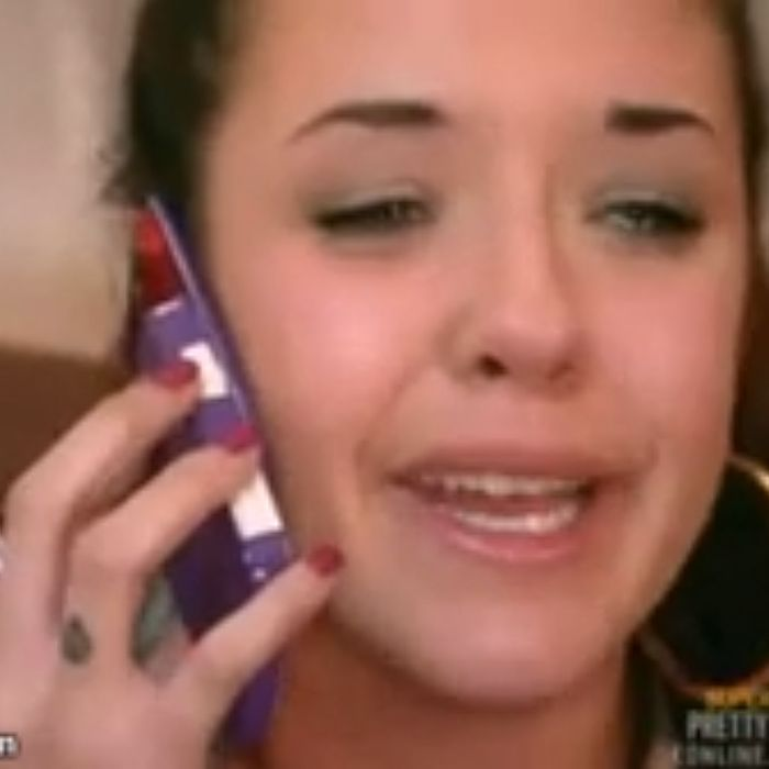 Nancy Jo, this is Alexis Neiers calling.