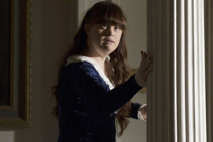 Jamie Brewer in AHS: Coven.