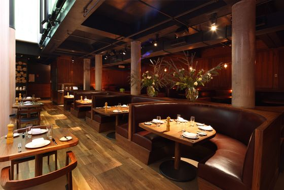 What to eat at butter midtown alex guarnaschelli s newest for Best private dining rooms midtown