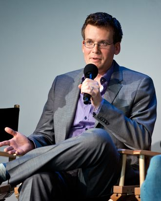 NEW YORK, NY - JUNE 01: Author John Green attends