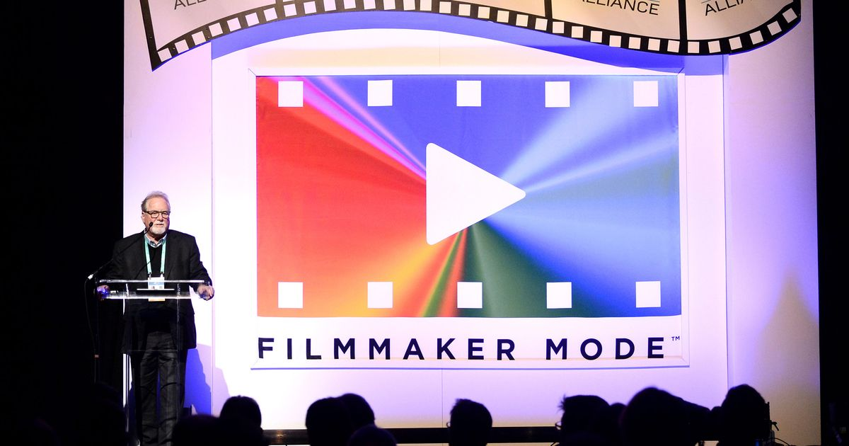'Filmmaker Mode' Potential Cure to Motion Smoothing Epidemic
