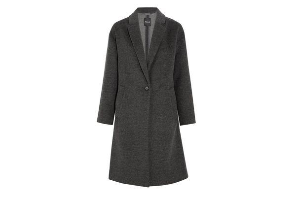 Madewell Wool Coat