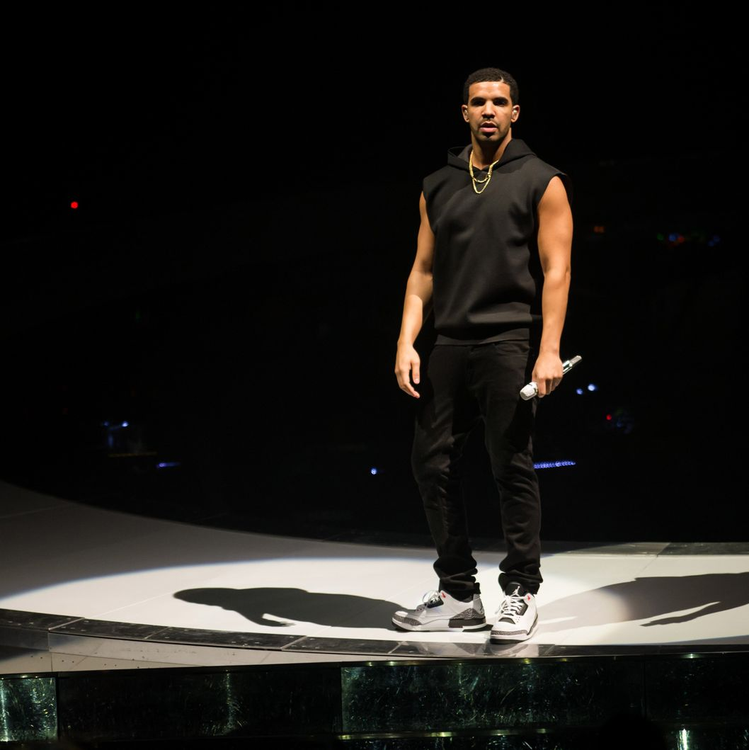 Drake performs at O2 Arena on March 24, 2014 in London, England.