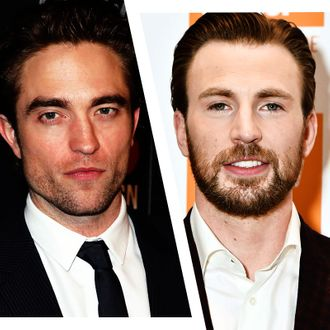 robert pattinson chris evans