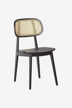Affordable Seating Cane Wood Restaurant Chair