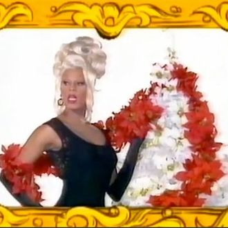 Rupauls Christmas Special.Watch Rupaul S 1993 Christmas Special