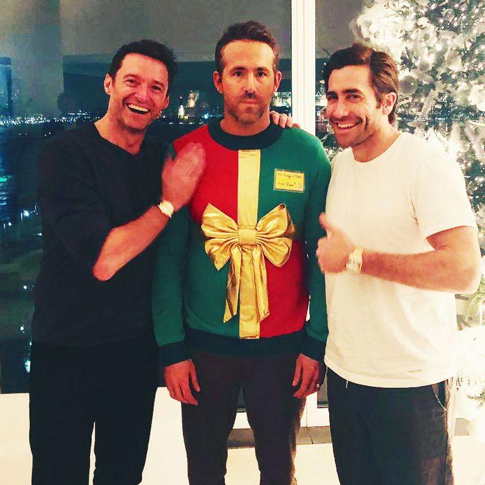 Hugh Jackman, Ryan Reynolds, Jake Gyllenhaal