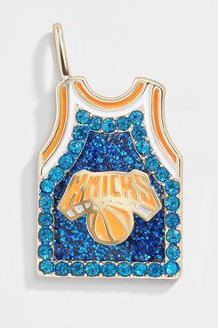 NBA Jersey Charm - New York Knicks