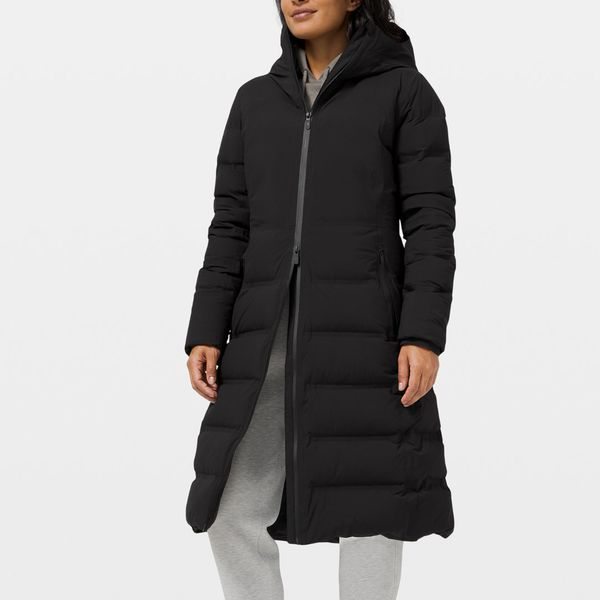 LuluLemon Sleet Street Long Jacket