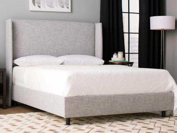 Jennifer Upholstered Panel Bed