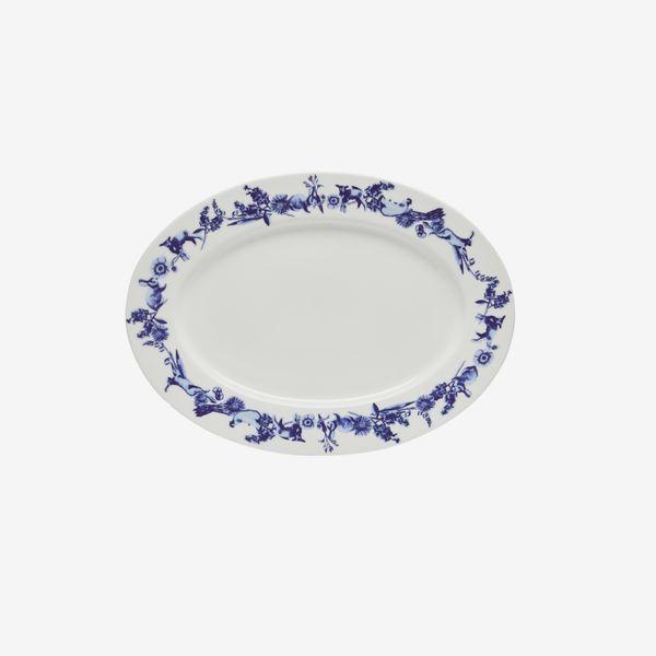 Polonsky & Friends x The Sette Oval Platter 16