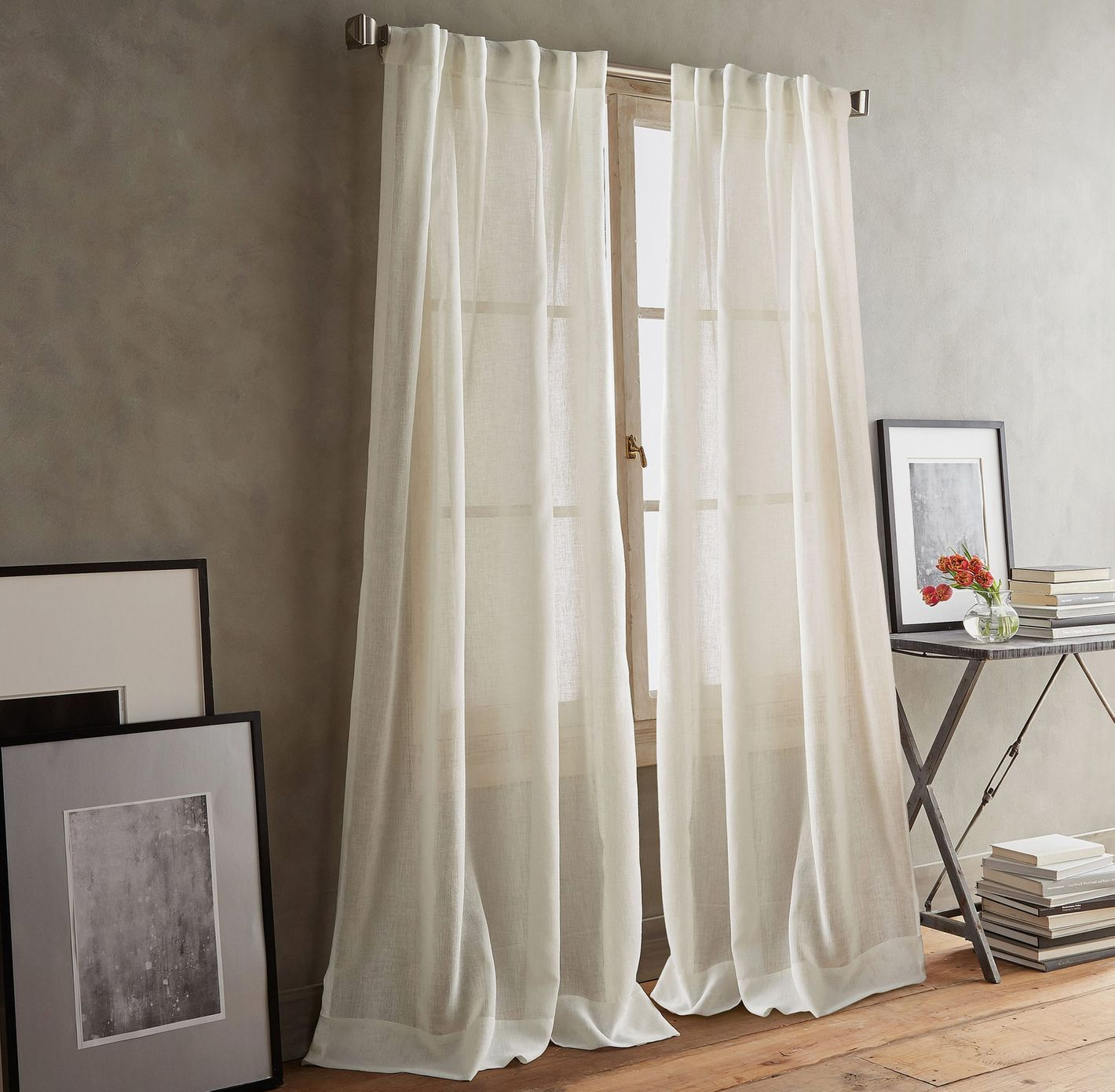 23 Best Curtains Shades Blinds Reviewed By Designers 2018 Ways To Add Lighting A Closet Without Wiring Apartment Therapy Dkny Paradox Back Tab Window Panels Set Of 2