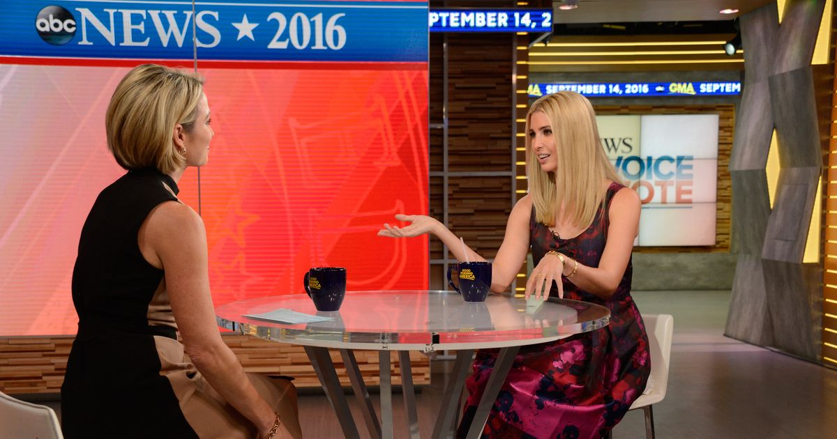 thecut ivanka trump lies about candidates family leave policies