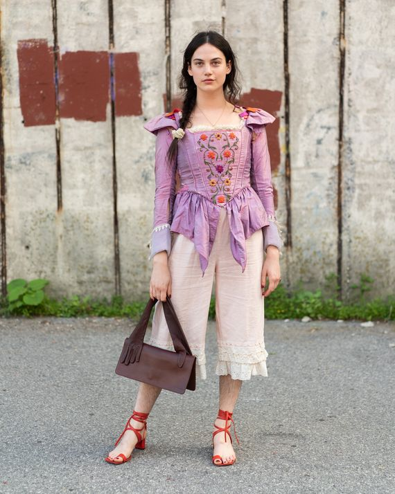 Street Style Day Four New York Fashion Week Spring 2020